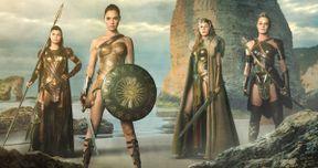 Amazon Warriors Attack in Latest Wonder Woman Set Photos