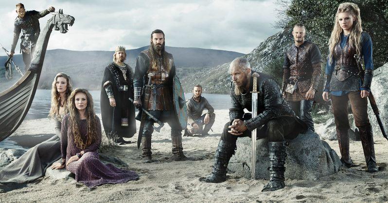 First Look at Vikings Season 3
