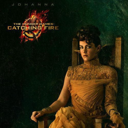The Hunger Games: Catching Fire Johanna Mason Capitol Portrait