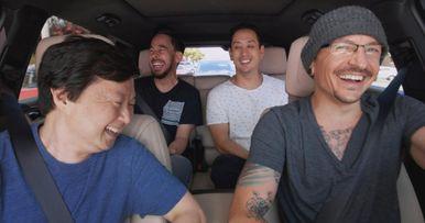 Watch Linkin Park's Carpool Karaoke Shot Before Chester Bennington's Death
