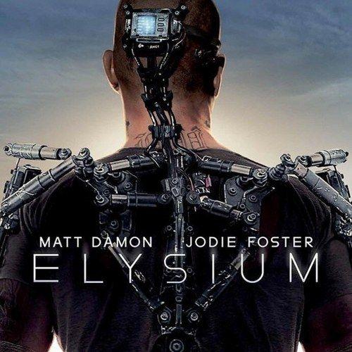 Elysium Poster, First Trailer Debuts April 9th