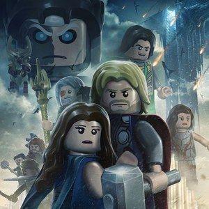 Thor: The Dark World LEGO Poster