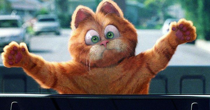 New Garfield Movie Gets Chicken Little Director Mark Dindal