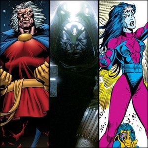 Guardians of the Galaxy Villains Revealed!