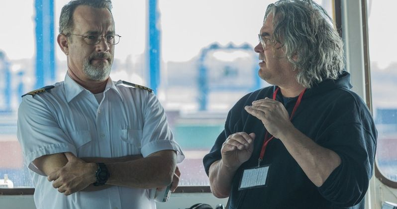 Tom Hanks & Paul Greengrass Reunite for News of the World