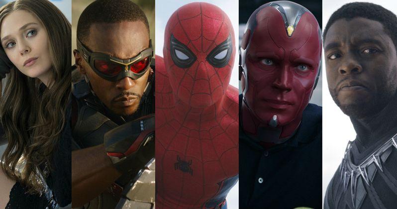 Over 100 Captain America: Civil War Photos Spotlight the New Avengers