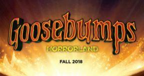 Goosebumps 2 Gets Titled Horrorland, New Logo Revealed