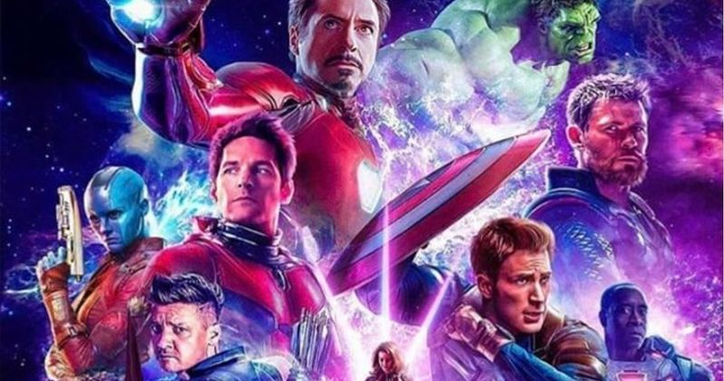 Marvel Boss Gives Avengers 4 Update as Editing Begins
