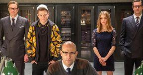 Second Kingsman: Secret Service International Trailer