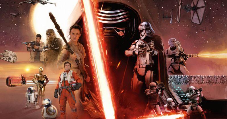Star Wars Marathon to Show All 7 Movies in 3D?