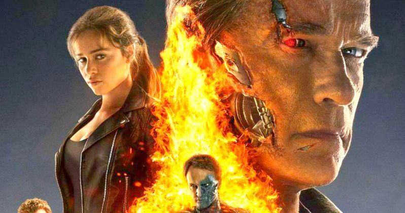 Terminator Genisys Poster Teases an Apocalyptic Showdown