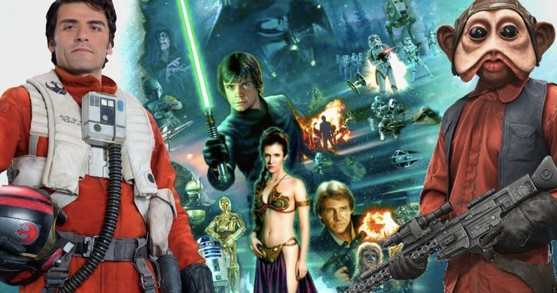 Star Wars 9 Leak Has Fans Worried It's Just a Rehash of Return of the Jedi