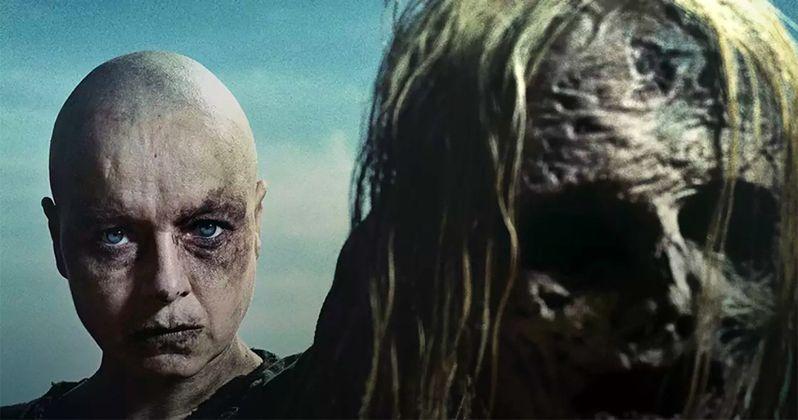 The Walking Dead Episode 9.10 Recap: Alpha's Terrifying Origin Revealed