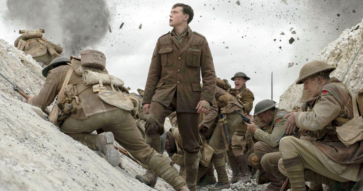 1917 Extended Featurette Examines Sam Mendes' Singular Vision of World War I