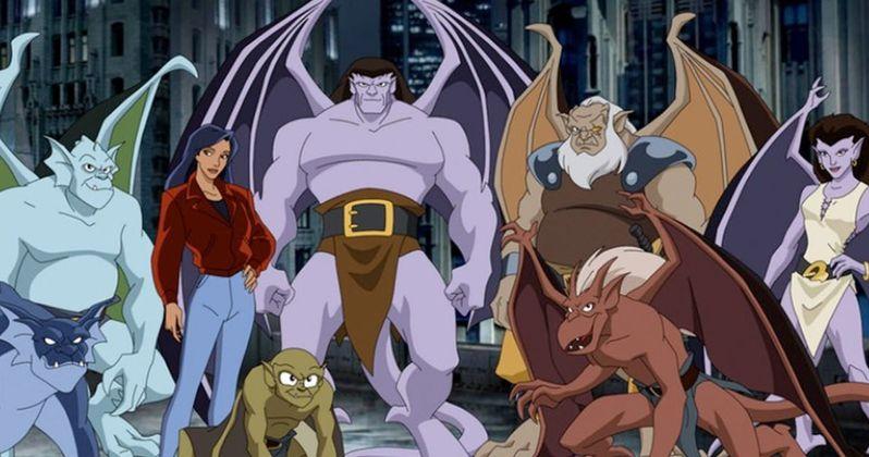 Keith David Wants to Return as Goliath in Gargoyles Reboot Series