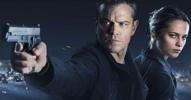 Jason Bourne Review #2: A Bone Crushing, Cinematic Smackdown