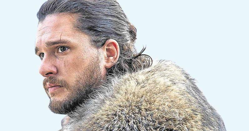 Did Kit Harington Just Drop a Big Game of Thrones Season 8 Spoiler?