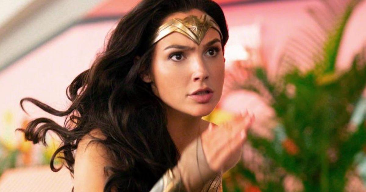 Gal Gadot Responds to Wonder Woman 1984 HBO Max Debut: It's Time