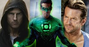 Green Lantern Corps. Targets Ryan Reynolds, Tom Cruise & Bradley Cooper?
