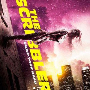 The Scribbler Poster