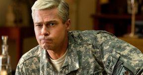Netflix Original Movie Review: War Machine Is a Voyage Into the Absurd