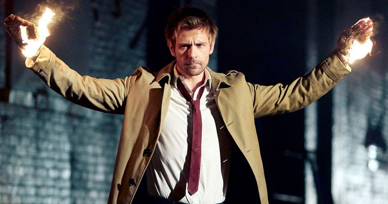 Matt Ryan Returns as Constantine in Legends of Tomorow Season 3