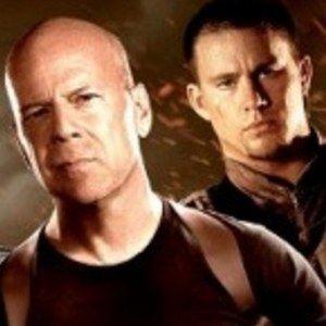 G.I. Joe: Retaliation International Poster with Duke and Joe Colton