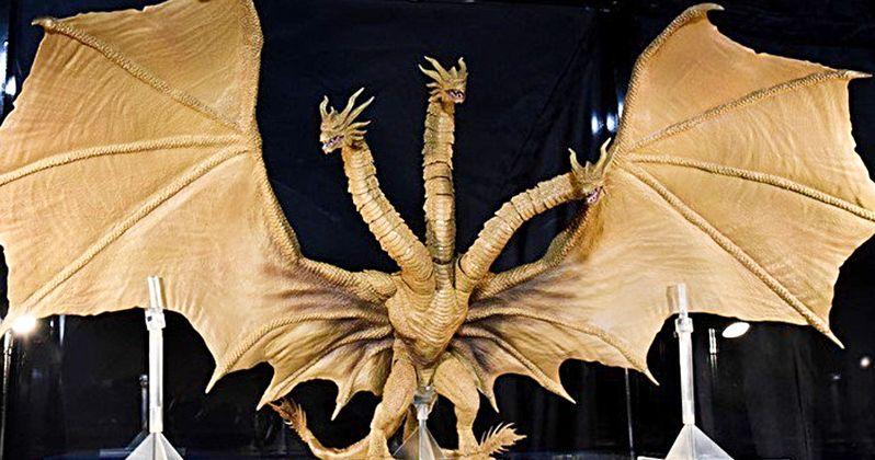 godzilla 2 toys fully reveal king ghidorah mothra rodan