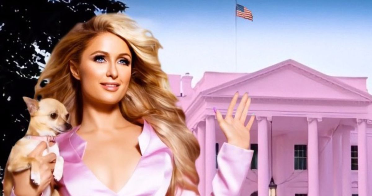 Paris Hilton Is Running for President in 2020, Wants to Make America Hot Again