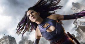 Psylocke Attacks in New X-Men: Apocalypse Photo