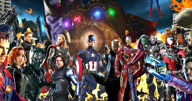 Mark Ruffalo Leaks Huge Avengers MCU Photoshoot