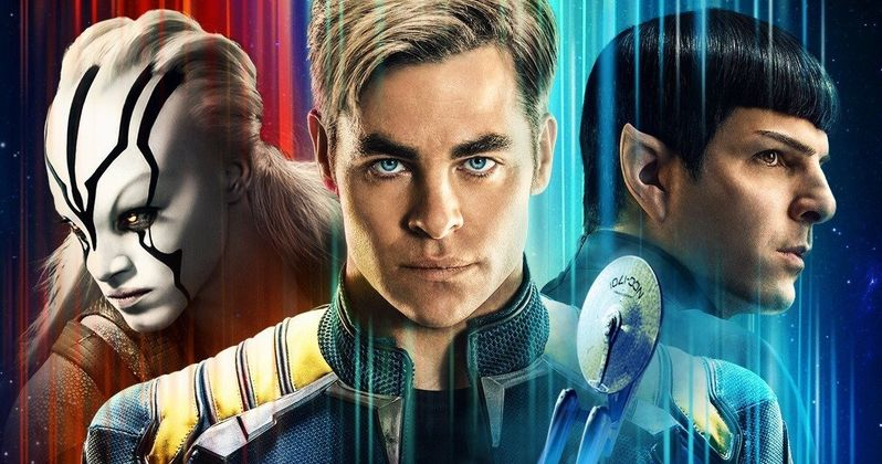 Star Trek 4 Script Was Finished Before Tarantino Pitch