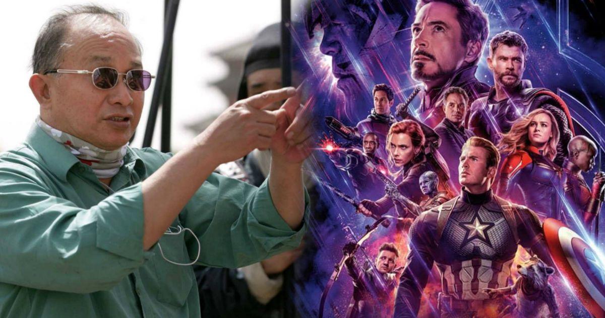 Why Action Master John Woo Will Never Make a Superhero Movie