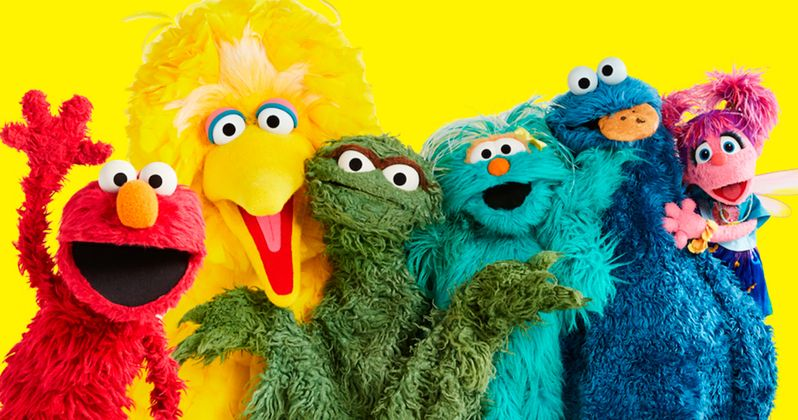 HBO Max Will Be Home to 50-Year Library of Sesame Street, Plus 5 New Seasons in 2020