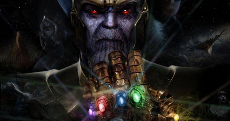 Infinity Gauntlet Teased in Avengers 3 Behind-the-Scenes Photo