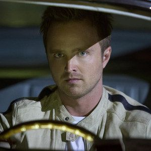 EDIT BAY VISIT: Aaron Paul and Director Scott Waugh Talk Need for Speed