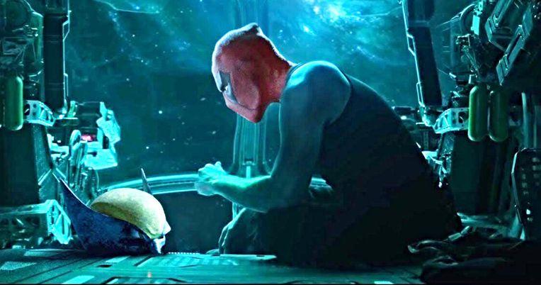 Deadpool Hijacks Avengers: Endgame Trailer in New Fan Cut