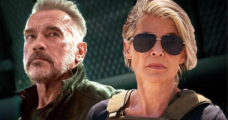 Terminator: Dark Fate Teaser Announces First Trailer Drops This Thursday