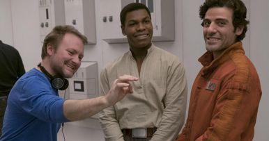 Rian Johnson's New Star Wars Trilogy Isn't Connected to Current Movies at All
