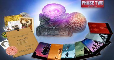 Marvel Phase 2 Blu-Ray Box Set Details Revealed