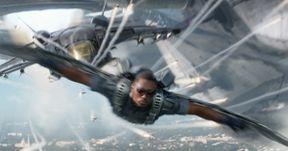Captain America: Civil War Video: Falcon Takes Flight!