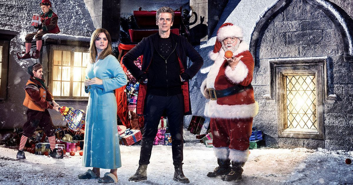 Second Doctor Who 2014 Christmas Special Trailer