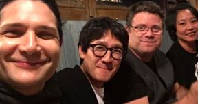 The Goonies Cast Reunite for Special Anniversary Dinner