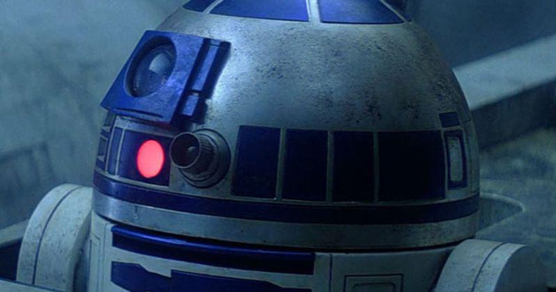 Last Jedi Leak Reveals New Friend for R2-D2?