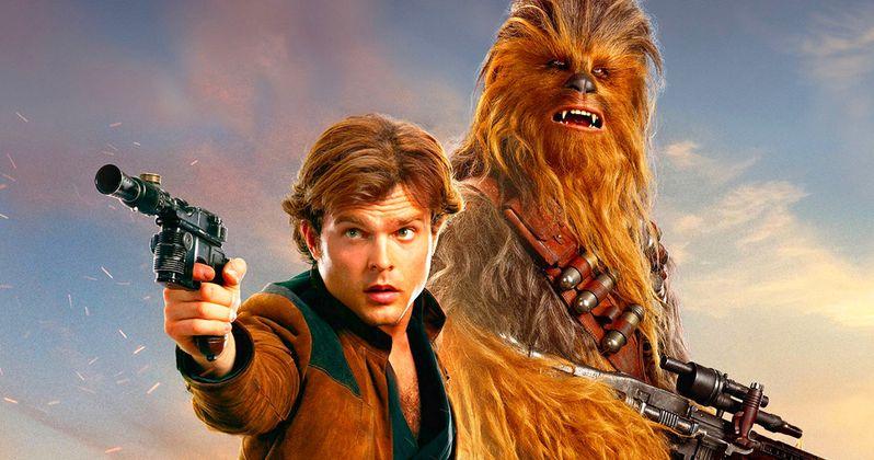 Solo Blu-ray, DVD, SteelBook Details Revealed