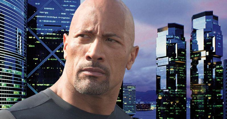 Dwayne Johnson's Action-Thriller Skyscraper Goes to Legendary