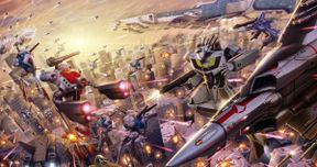 Harmony Gold Launches Robotech Academy Kickstarter Campaign