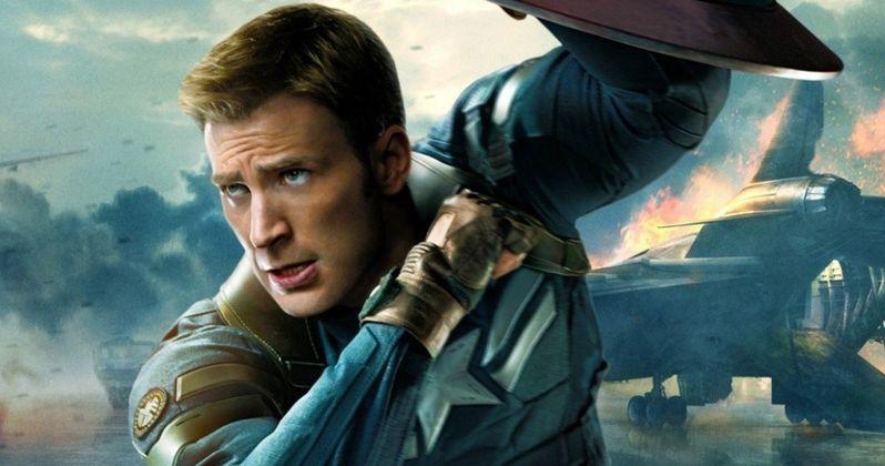 Captain America: Civil War Video Shows Spectacular Truck Stunt