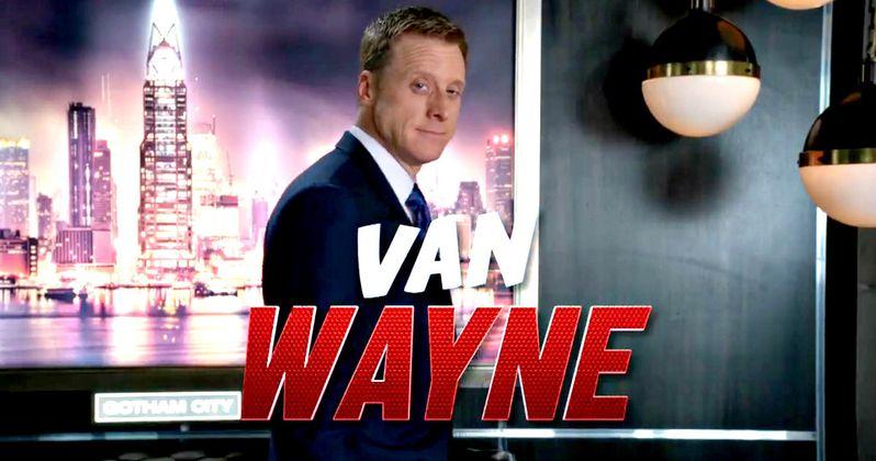 NBC's Powerless Trailer Introduces Batman's Cousin Van Wayne
