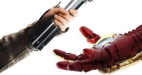 Star Wars Boss Congratulates Infinity War for Breaking Box Office Record